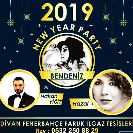 Divan Faruk Ilgaz Yılbaşı Programı 2019