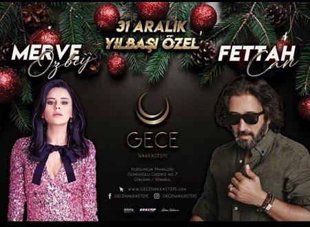 Gece Nakkaştepe Yılbaşı 2019