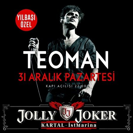 Jolly Joker İstmarina Yılbaşı 2019