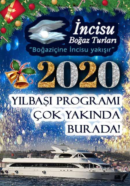 İncisu Yatı Yılbaşı 2020