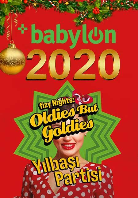 Babylon İstanbul Yılbaşı Programı 2020