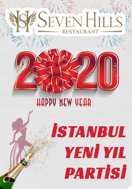 Seven Hills Restaurant Yılbaşı Programı 2020