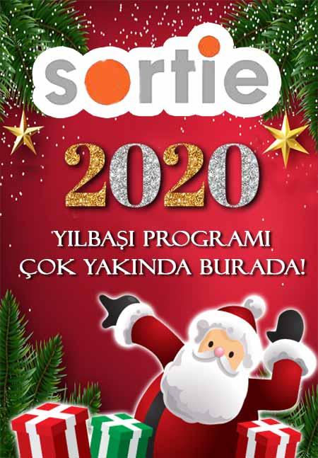 Sortie İstanbul Yılbaşı Programı 2020