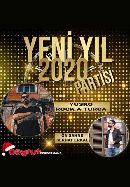 Beyrut Performans İstanbul Yılbaşı 2020