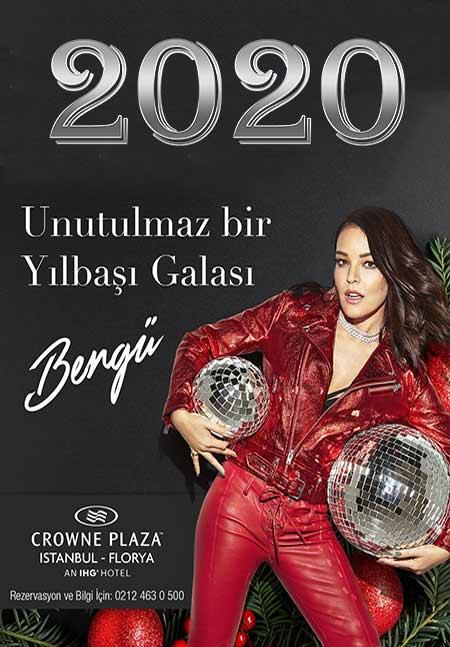 Crowne Plaza İstanbul Florya Yılbaşı Programı 2020