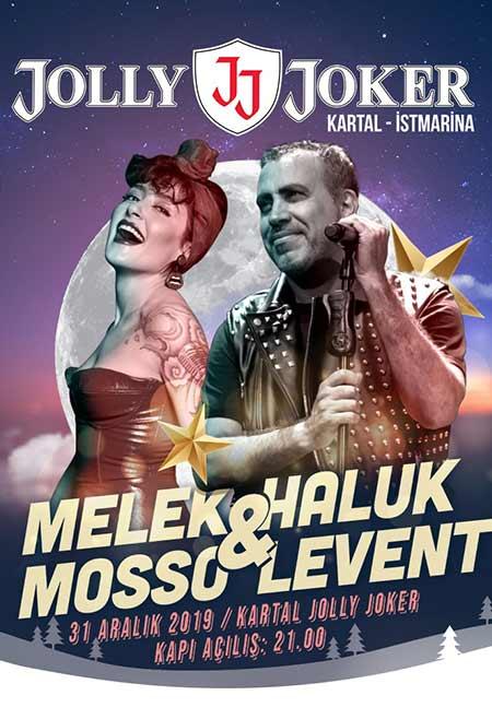 Jolly Joker İstanbul Marina Yılbaşı 2020
