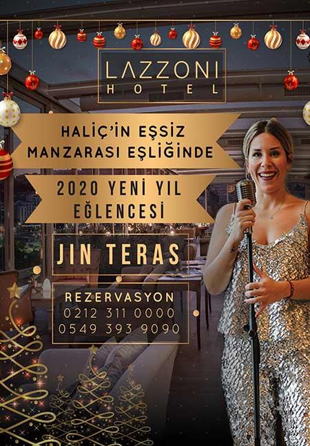 Lazzoni Hotel Yılbaşı 2020