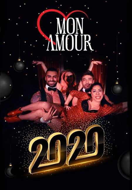 Mon Amour İstanbul Yılbaşı 2020