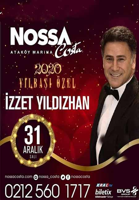 Nossa Costa İstanbul Yılbaşı 2020