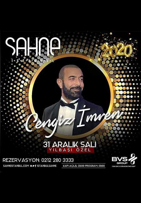 Sahne İstanbul Yılbaşı 2020